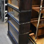 Antique-Globe-Wernicke-Co-Four-Stack-Barrister-Bookcase-Banded-Corners-265207824390-2