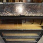 Antique-Globe-Wernicke-Co-Four-Stack-Barrister-Bookcase-Banded-Corners-265207824390-5