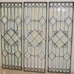 Antique-Leaded-Beveled-Glass-Window-Circa-1910-193806766500-8