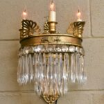 Bronze-French-Neo-Classico-Three-Light-Sconce-with-Cut-Prisms-192116959370-2