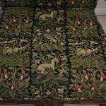 Italian-Style-Sherrill-Furniture-Carved-Armchair-with-Tapestry-Upholstery-264931987930-4
