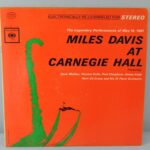 MILES-DAVIS-AT-CARNEGIE-HALL-MAY-19-1961-COLUMBIA-RECORDS-HANK-MOBLEY-JIMMY-COBB-191856588170