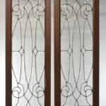 Pair-of-Framed-Fully-Beveled-Glass-Sidelights-264656092810