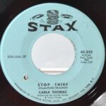 SOUL-45RPM-CARLA-THOMAS-ILL-ALWAYS-HAVE-FAITH-IN-YOU-STOP-THIEF-STAX-191899350540-2