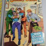 Two-Superman-Comics-132-97-Jimmy-Olsen-VG-264083955370-2