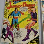 Two-Superman-Comics-132-97-Jimmy-Olsen-VG-264083955370-3