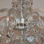 Vintage-Antique-9-Arm-Crystal-Chandelier-264220259880-6