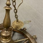 Vintage-Large-Scale-Brass-Copper-Twelve-Light-Chandelier-32-265201333690-3