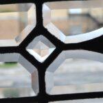 ANTIQUE-FULLY-BEVELED-GLASS-TRANSOM-WINDOW-DARK-WALNUT-FRAME-74X-195-193725234961-4