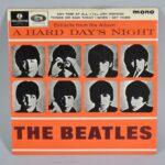 Beatles-Hard-Days-Night-E-P-Second-Press-Parlophone-8924-G-E-P-Mono-265032468941