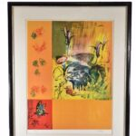 LIMITED-EDITION-SIGNED-NUMBERED-PRINT-BY-HOI-13325-BUTTERFLIES-GRASSHOPPER-192105162291