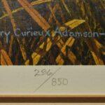 Landing-Ducks-Wetlands-Scene-by-Harry-Curieux-Adamson-1980s-Print-264630003431-5