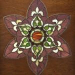 Large-Stained-Glass-Five-Petal-Flower-Shape-in-Wood-Frame-192208663111-2