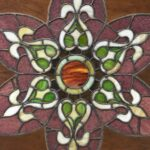 Large-Stained-Glass-Five-Petal-Flower-Shape-in-Wood-Frame-192208663111-3