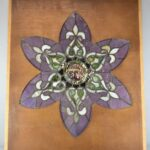 Large-Stained-Glass-Five-Petal-Flower-Shape-in-Wood-Frame-192208663111-4