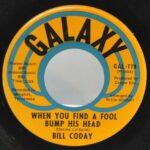 SOUL-45RPM-BILL-CODAY-A-WOMAN-RULES-THE-WORLD-GALAXY-RECORDS-262488115831-4
