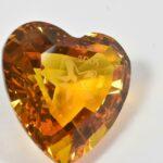 Swarovski-Amber-Cut-Glass-Crystal-Heart-2005-With-Box-265089420911-3