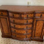 Theodore-Alexander-Eight-Drawer-Regency-Style-Bow-Front-Sideboard-Chest-265247502141-2