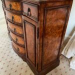 Theodore-Alexander-Eight-Drawer-Regency-Style-Bow-Front-Sideboard-Chest-265247502141-3