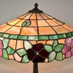 Vintage-Chicago-Mosaic-Leaded-Glass-Table-Lamp-193778258051-2