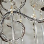 Vintage-Looking-French-Style-Chandelier-with-Crystal-Drops-and-Cut-Glass-Flowers-194229201691-5