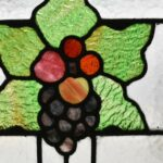 ARTS-AND-CRAFTS-FLORAL-LEADED-STAINED-GLASS-WINDOW-36-12-H-X-31-34W-263970088332-3