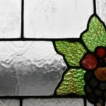 ARTS-AND-CRAFTS-FLORAL-LEADED-STAINED-GLASS-WINDOW-36-12-H-X-31-34W-263970088332-4