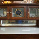 Antique-Quarter-Sawn-Oak-Dental-Cabinet-Leaded-Glass-Doors-194247948232-3
