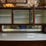 Antique-Quarter-Sawn-Oak-Dental-Cabinet-Leaded-Glass-Doors-194247948232-4