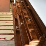 Antique-Quarter-Sawn-Oak-Dental-Cabinet-Leaded-Glass-Doors-194247948232-9