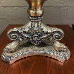 Antique-Slag-Glass-Lamp-Base-Lion-Paw-Feet-265201368822-2