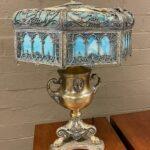 Antique-Slag-Glass-Lamp-Base-Lion-Paw-Feet-265201368822-5