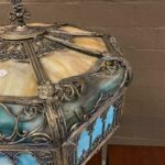 Antique-Slag-Glass-Lamp-Base-Lion-Paw-Feet-265201368822-6