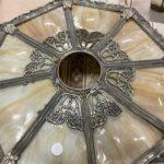 Antique-Slag-Glass-Lamp-Base-Lion-Paw-Feet-265201368822-7