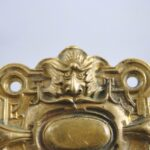 Antique-Victorian-Cast-Brass-Door-Back-Plate-With-Figural-Face-10-14-Tall-192025637142-3