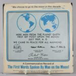 First-Man-On-The-Moon-July-1969-45RPM-MGM-Records-Hugh-Downs-Apollo-11-Flight-NM-263417738102-2