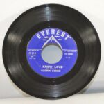 Gloria-Lynne-Jazz-45RPM-Everest-NM-I-Know-Love-It-Just-Happened-To-Me-192055243412