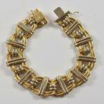Ladies-18K-White-and-Yellow-Gold-Link-Bracelet-Miriam-193815747872-5