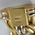 Ladies-18K-White-and-Yellow-Gold-Link-Bracelet-Miriam-193815747872-8