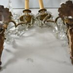 Pair-French-Style-Brass-And-Cut-Glass-Crystal-Two-Socket-Wall-Sconces-Circa-1910-192578389042-6