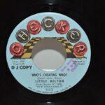 45-Little-Milton-Single-Sided-DJ-Promo-Whos-Cheating-Near-Mint-193500121113-2