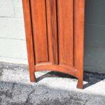 Antique-Art-Nouveau-Mahogany-Panel-With-Mirror-And-Floral-Details-263219693553-4