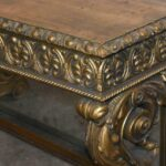 Antique-Carved-Mirrored-Entry-Console-Table-264803499453-3