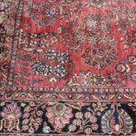 Antique-Oriental-Rug-Burgundy-and-Blue-9×12-194131105253-2