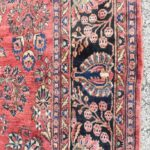 Antique-Oriental-Rug-Burgundy-and-Blue-9×12-194131105253-3