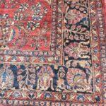 Antique-Oriental-Rug-Burgundy-and-Blue-9×12-194131105253-4