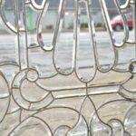 Antique-Vintage-Fully-Beveled-Glass-Window-685-x-37-Framed-Large-Circa-1910-194194078553-8