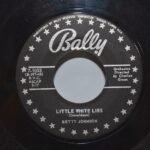 Betty-Johnson-Pop-45RPM-Bally-Records-N-Mint-Little-White-Lies-1942-193505679313-4