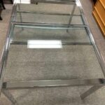 Chrome-Glass-Mid-Century-Dining-Table-193980127133-5