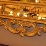 HAND-CARVED-WOOD-GOLD-ITALIAN-BEVELED-MIRROR-192117069123-4